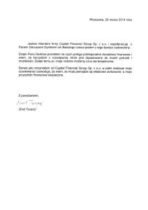 Torenc-Emil---rekomendacja-dla-Dariusz-Dymek